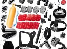 gopro 40 accessori