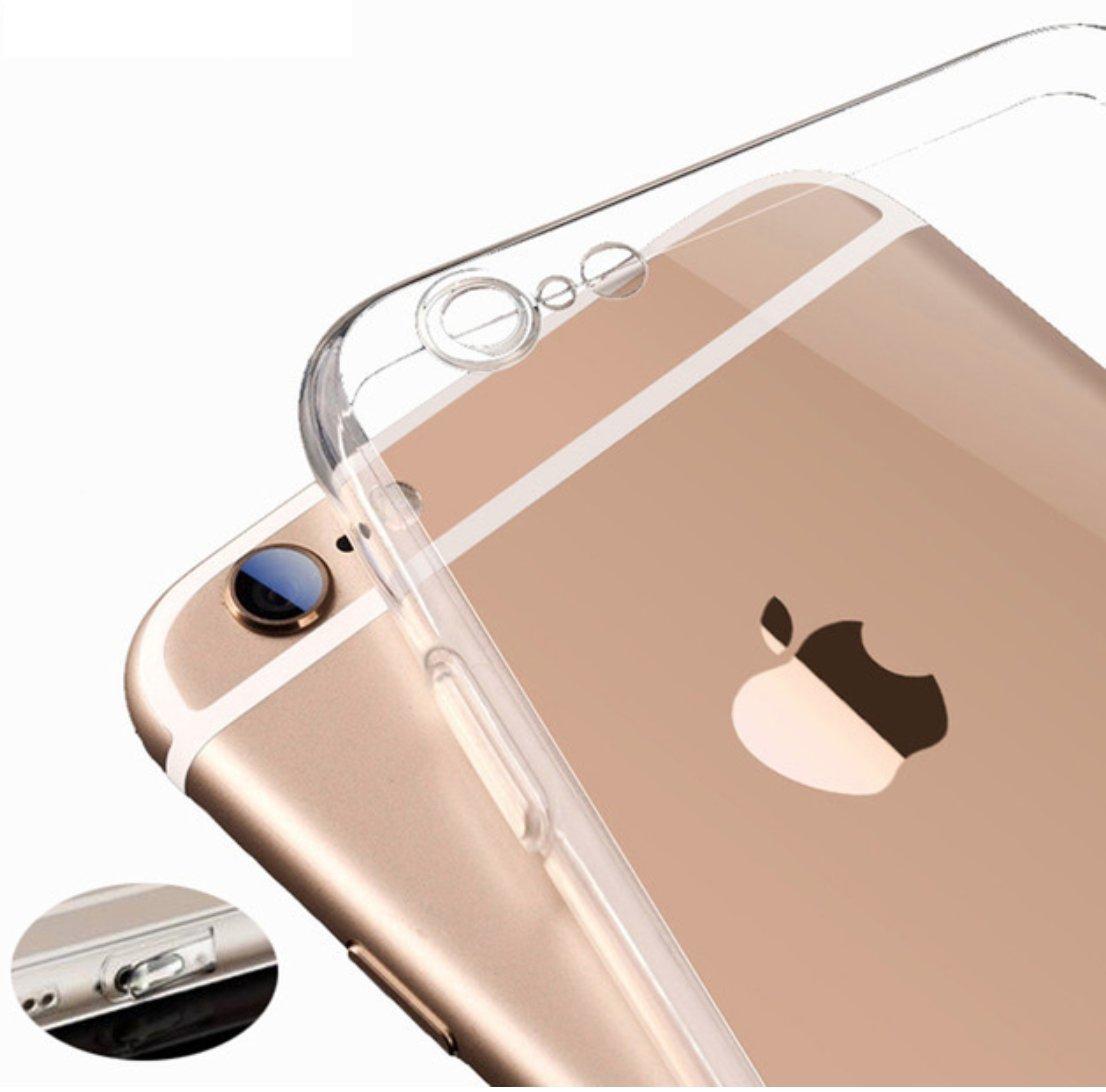 lonvipi cover trasparente per iphone 6 e 6s