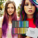Simply Beautiful - 24 Gessetti colorati temporanei per capelli
