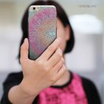 CASEiLIKE Art Mandala 2090 Ultra Sottile custodia perApple iPhone 6 / 6S