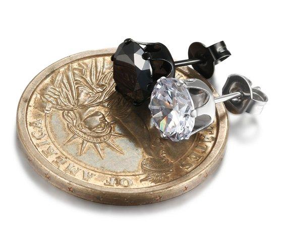 Jstyle orecchini acciaio inossidabile
