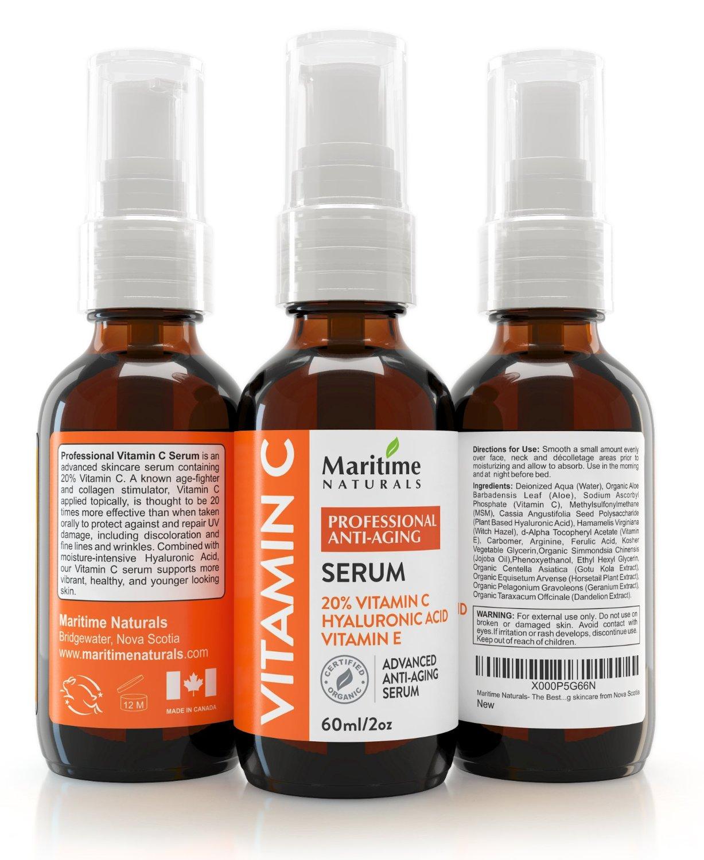 Maritime siero vitamina c