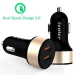 Ivoler caricatore auto quick charge