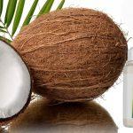 Olio di cocco spremuto a freddo