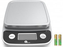 1byone bilancia digitale elettronica batterie
