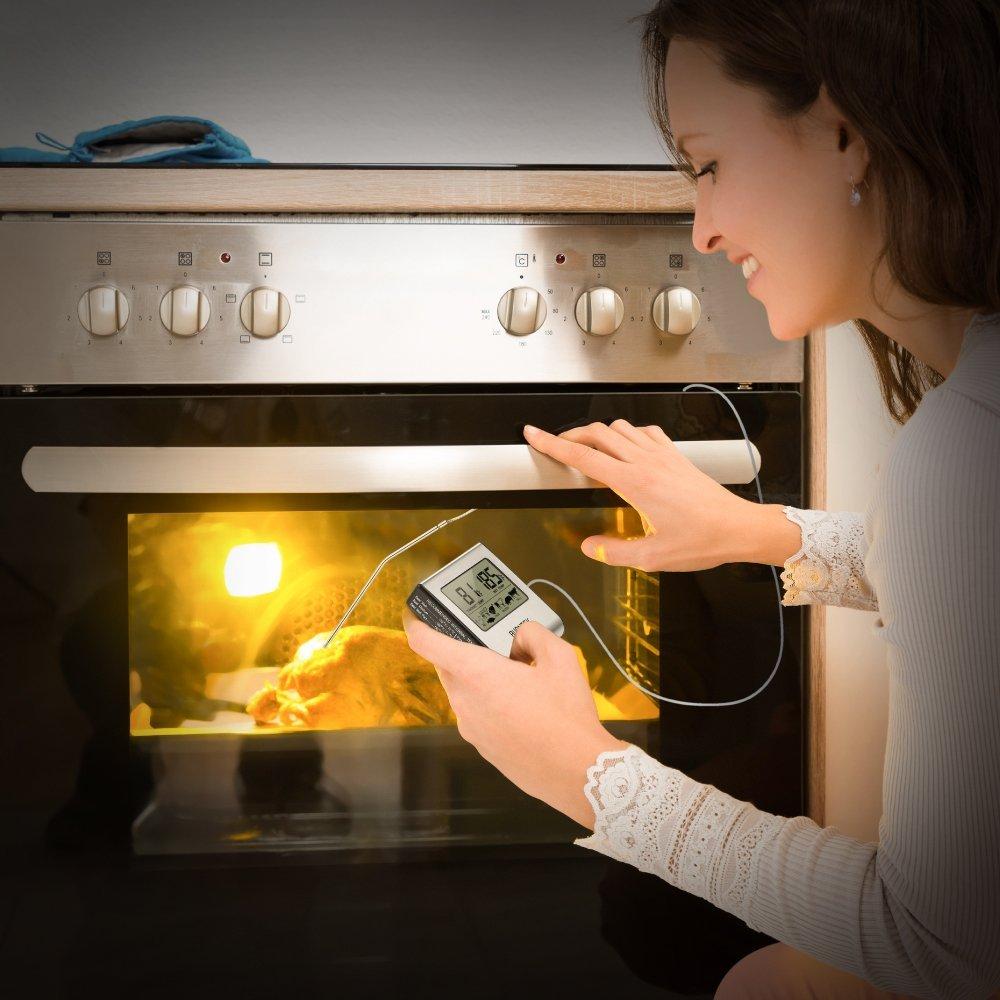 Avantek termometrodigitale cibo timer