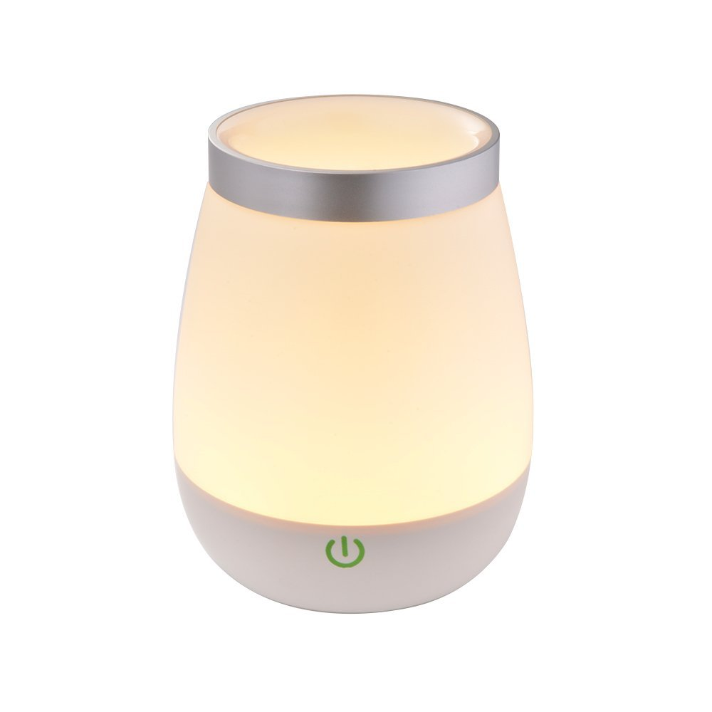 Sunix lampada vaso impermeabile luce soffusa calda