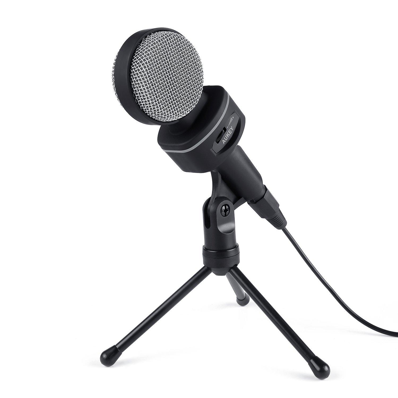 Aukey microfono treppiede regolabile