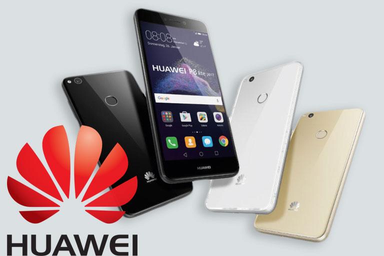 Huawei p8lite2017 smartphone fullhd