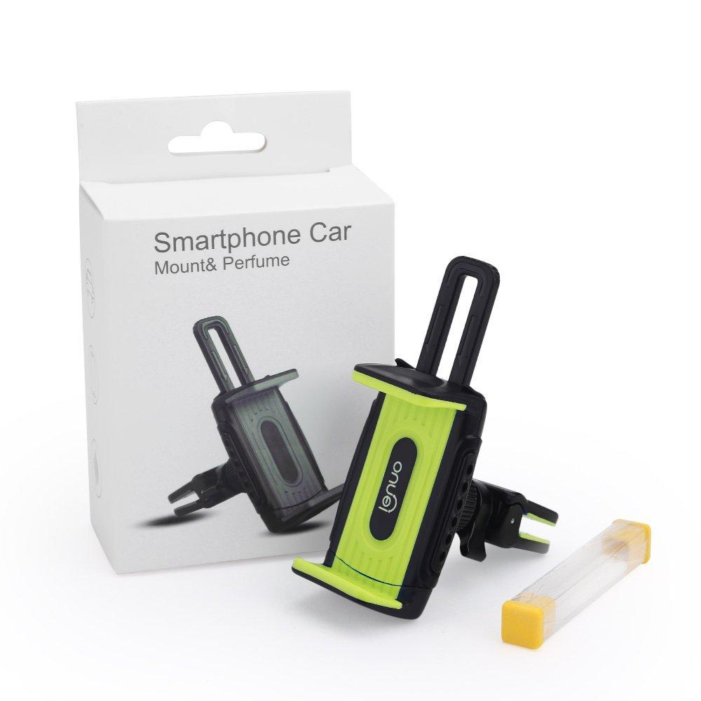Lenuo porta cellulare deodorante auto