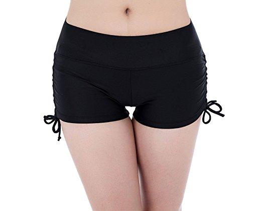 Bikini costume pantaloncini donna estate mare aderenti comodi