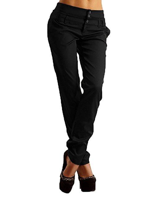 Pantaloni matita donna