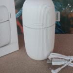 Aromaterapia relax diffusore olii