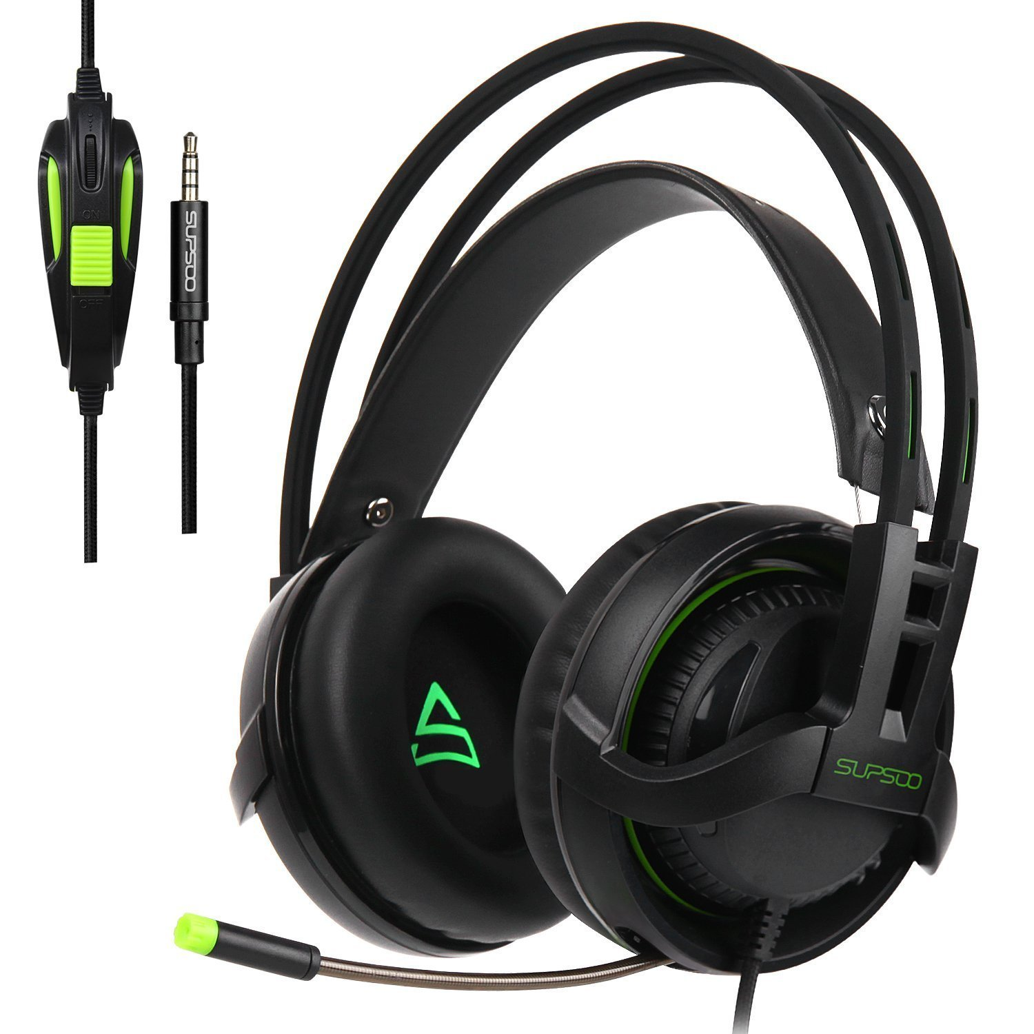 Recensione - Gaming Headset over-ear cuffie G810 - Supsoo 2101e64afc64