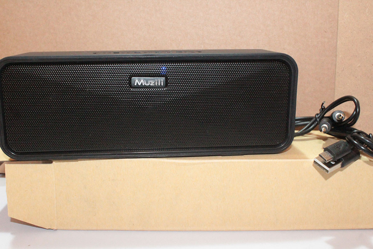 Aux usb bluetooth hd speaker android ios