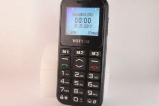 VOTTAU E09 Cellulare per anziani