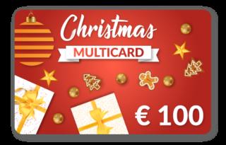 Christmas multicard